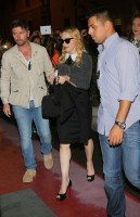 Madonna visits the Hard Candy Fitness Center in Rome - 20 August 2013] (4)
