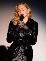 Madonna Secret Project Revolution Premiere New York (1)