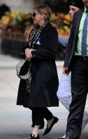 Madonna out and about, New York - 5 October 2013 (2)