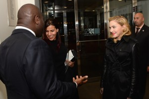 Madonna attends 12 Years a Slave at New York Film Festival, 8 October 2013 - Pictures (3)