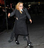 Madonna out and about in New York - 8 November 2013 (2)