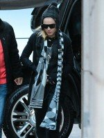 Madonna at the Kabbalah Center in New York - 23 November 2013 (1)