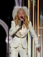 Madonna performs at the 56th annual Grammy Awards with Macklemore (14)
