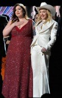 Madonna performs at the 56th annual Grammy Awards with Macklemore (54)