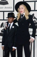 Madonna at the 56th annual Grammy Awards - 26 January 2014 - Update 1 (27)