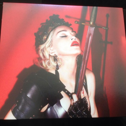 First look at Rebel Heart Booklet (6)