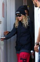 Madonna out and about in Los Angeles - 6 March 2014 (1)