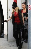 Madonna out and about in Los Angeles - 7 March 2014 (1)