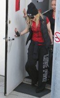 Madonna out and about in Los Angeles - 7 March 2014 (5)