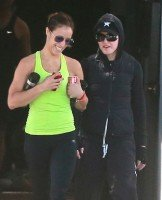 Madonna out and about in Los Angeles - 9 March 2014 (2)