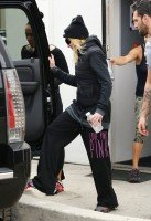 Madonna out and about in Los Angeles - 11 March 2014 (1)