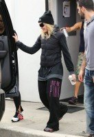 Madonna out and about in Los Angeles - 11 March 2014 (2)