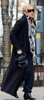 Madonna at the Kabbalah Center in New York - 23 March 2014 (2)