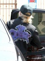 Madonna out and about in Los Angeles - 16 April 2014 (2)