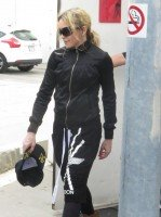 Madonna out and about in Los Angeles - 17 April 2014 (22)