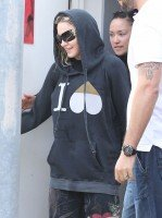 Madonna out and about in Los Angeles - 18 April 2014 (2)