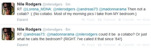 Nile Rodgers denies Madonna collaboration (2)