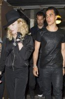 Madonna attends Holler If Ya Hear Me on Broadway with Timor Steffens - 16 June 2014 (1)