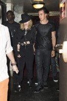 Madonna attends Holler If Ya Hear Me on Broadway with Timor Steffens - 16 June 2014 (5)