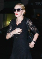 Madonna leaving the Chiltern Firehouse, London - 19 July 2014 - Update (1)