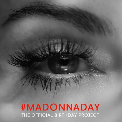 MadonnaDay the official birthday project