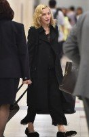 Madonna spotted at JFK airport, New York  - 27 August 2014 - Pictures (2)