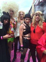 Largest Gathering of People Dressed as Madonna - Guinnes World Record (5)
