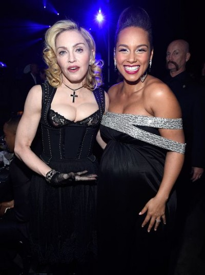 Madonna at the Keep A Child Alive's 11th Annual Black Ball, New York - 30 October 2014 (13)