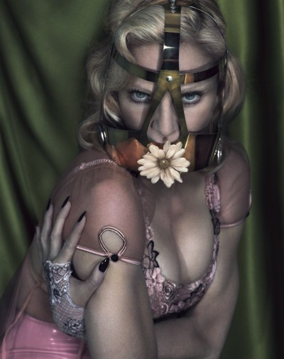 Madonna by Alas & Piggot for Interview Magazine - Full Spread and Interview (4)