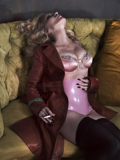 Madonna by Alas & Piggot for Interview Magazine - Full Spread and Interview (10)