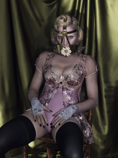 Madonna by Alas & Piggot for Interview Magazine - Full Spread and Interview (13)