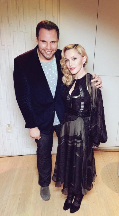 Madonna Dan Wootton interview The Sun Bizarre