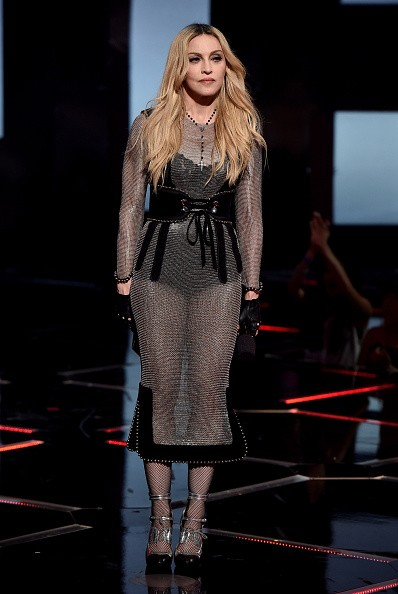 Madonna at the iHeartRadio Music Awards and Taylor Swift (20)
