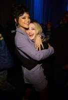 Madonna and Rihanna at the TIDAL press conference (3)