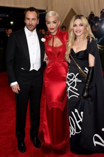 Madonna attends the Met Gala at the Metropolitan Museum of Art in New York - 4 May 2015 (19)