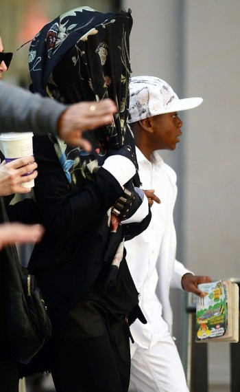 Madonna out and about New York - 23 May 2015 (4)