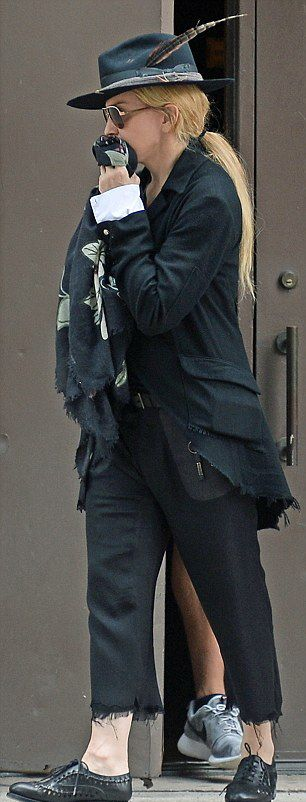 Madonna out and about in New York - 11 July 2015 (4)