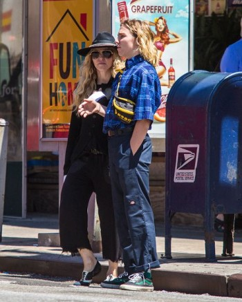 Madonna out and about in New York - 7 August 2015 (1)