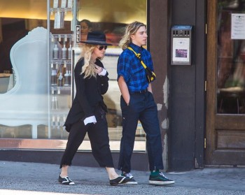 Madonna out and about in New York - 7 August 2015 (2)