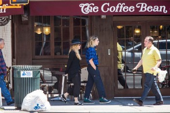 Madonna out and about in New York - 7 August 2015 (3)