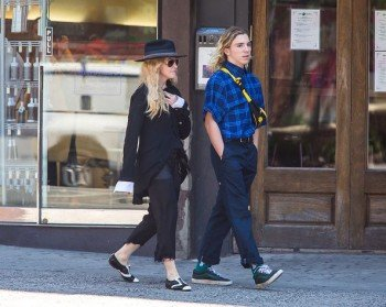 Madonna out and about in New York - 7 August 2015 (4)