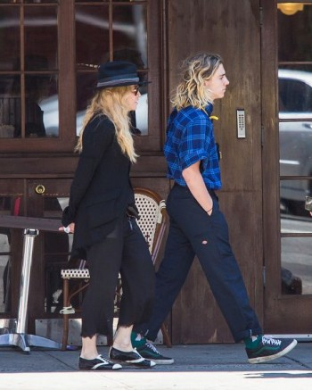 Madonna out and about in New York - 7 August 2015 (16)