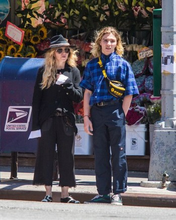 Madonna out and about in New York - 7 August 2015 (20)