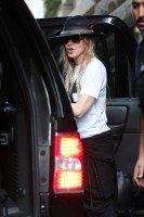 Madonna leaves the St-James Hotel in Montreal - 7 September 2015 (6)