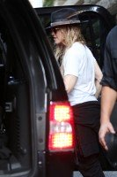 Madonna leaves the St-James Hotel in Montreal - 7 September 2015 (7)