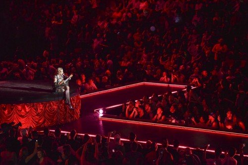 The Rebel Heart Tour Stage by Stufish (16)