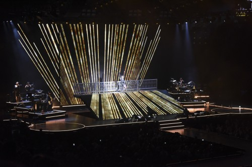 The Rebel Heart Tour Stage by Stufish (17)