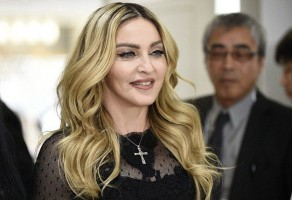 Madonna promotes MDNA Skin in Tokyo - 15 February 2016 - update 1 (6)