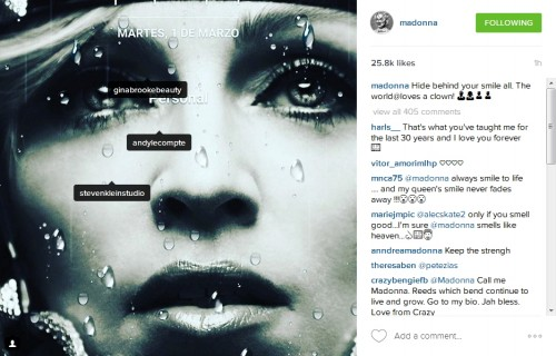 Exclusive: Gina Brooke's lawyers get involved in the Rebel Heart Tour makeup drama Instagram