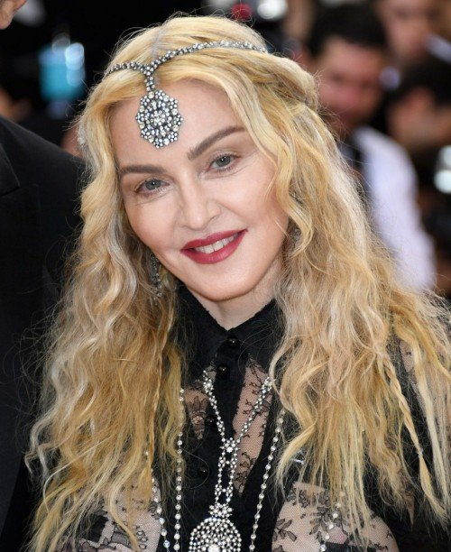 Madonna attends the Met Gala at the Metropolitan Museum of Art in New York - 2 May 2016 (4)